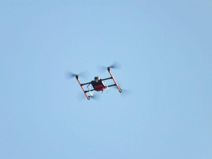Drone sur Ogijima - 2