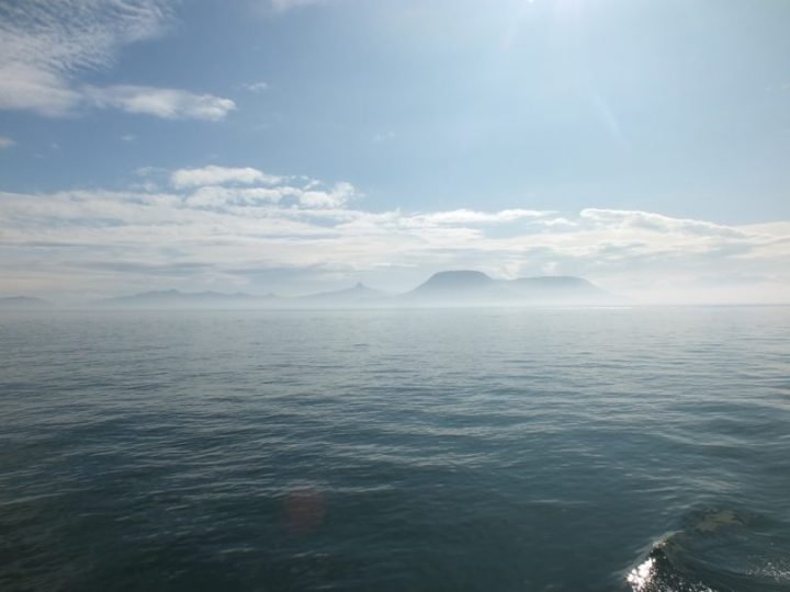 Yashima dans la brume