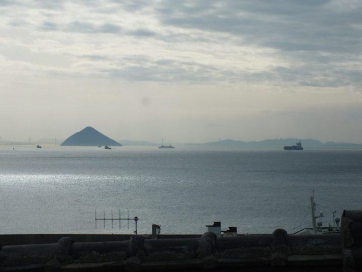 Mer Interieure de Seto depuis Ogijima