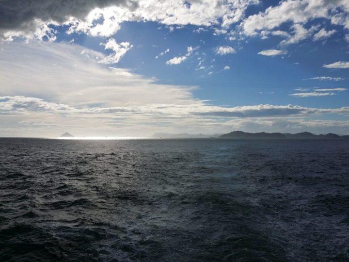 Mer Intérieure de Seto, Japon.