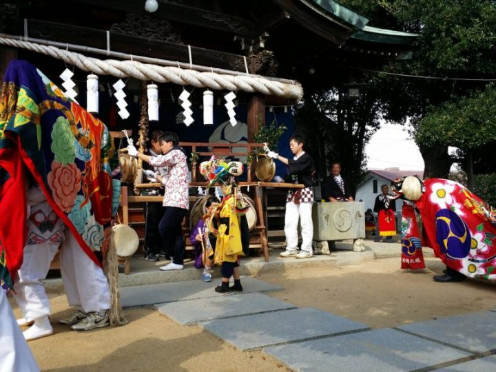 Kumano Jinja Matsuri 2015 - 6