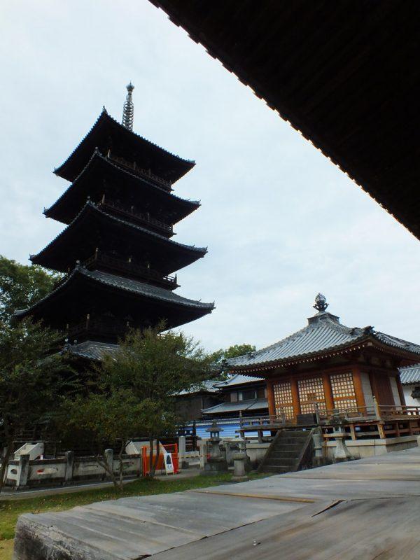 Motoyama-ji, le 70e temple du Pèlerinage de Shikoku
