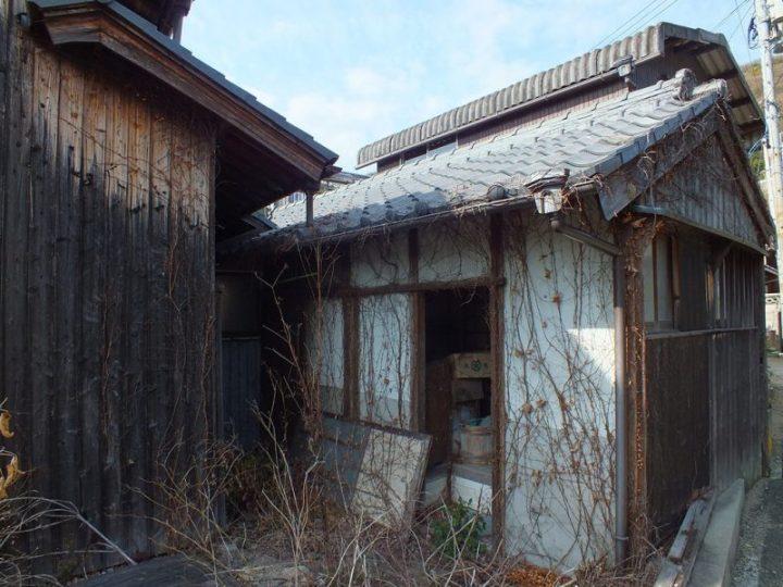 37 - Maison Abandonnee dans Sakate sur Shodoshima