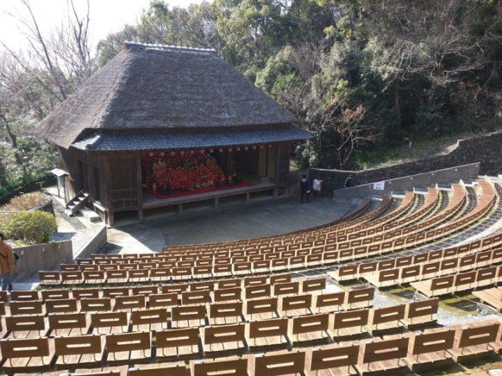 Le printemps arrive - Fête des Poupées - Theatre de Kabuki - Shikoku Mura - 3