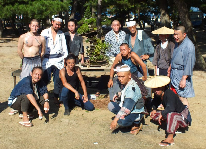 Seppuku Pistols Vs Masashi Hirao on Megijima - 16