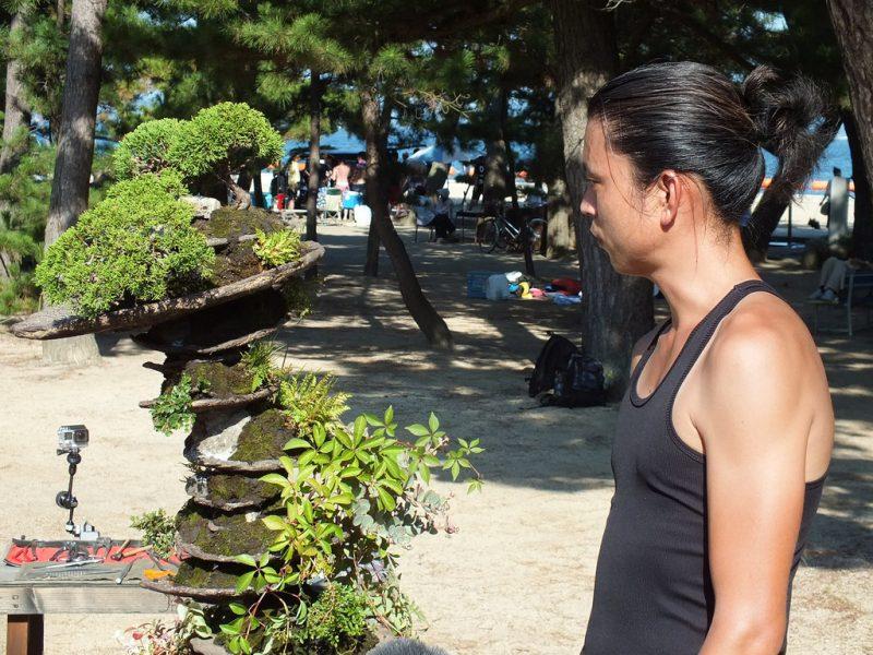 Seppuku Pistols Vs Masashi Hirao on Megijima - 20