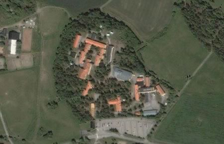Google Earth's Image of the Spy Agency