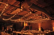 Knoxville Wedding Lighting