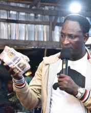 WOW! Meet The Only Nigerian Prophet who do not only Pays his Workers/Followers Salary, but Also Blesses Them with Cash Gifts Monthly [Watch Video]
