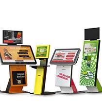 Kiosks and Tablets