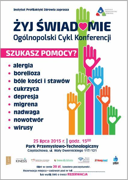 Konferencja-Żyj-Świadomie-Małgorzata-Stanior-dr-Piotr-Kardasz