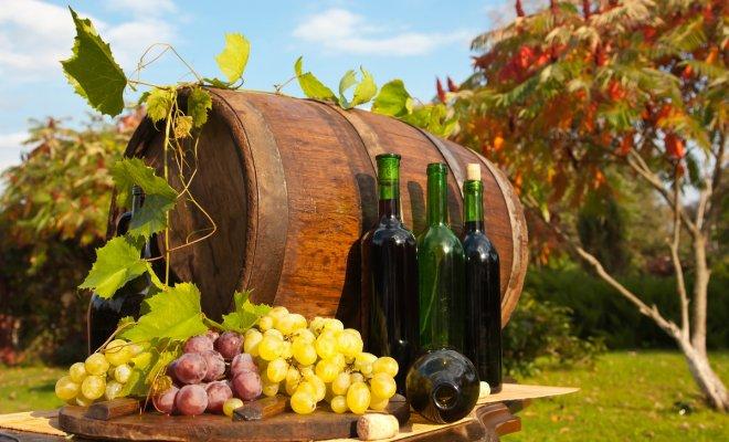 : Домашнее вино из винограда