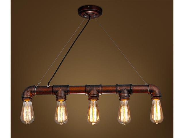 Industrijski dizajn lampe