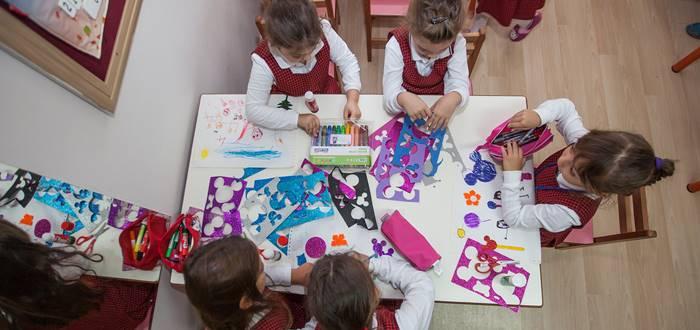 özel eğitim anaokulu