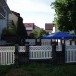ogrodzenia sztachetowe