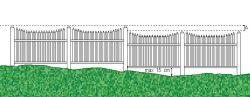 płoty i ogrodzenia