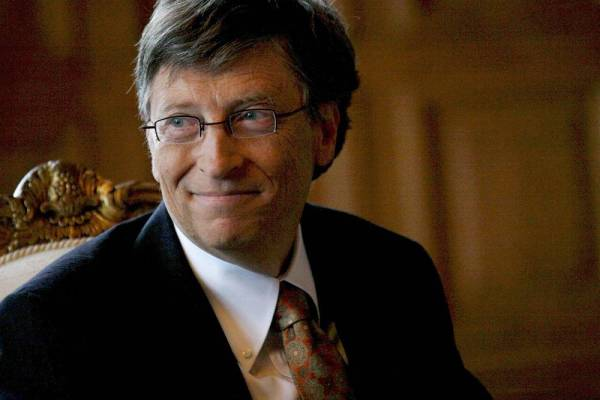 Media is not easy to avoid for the publicity shy Bill Gates