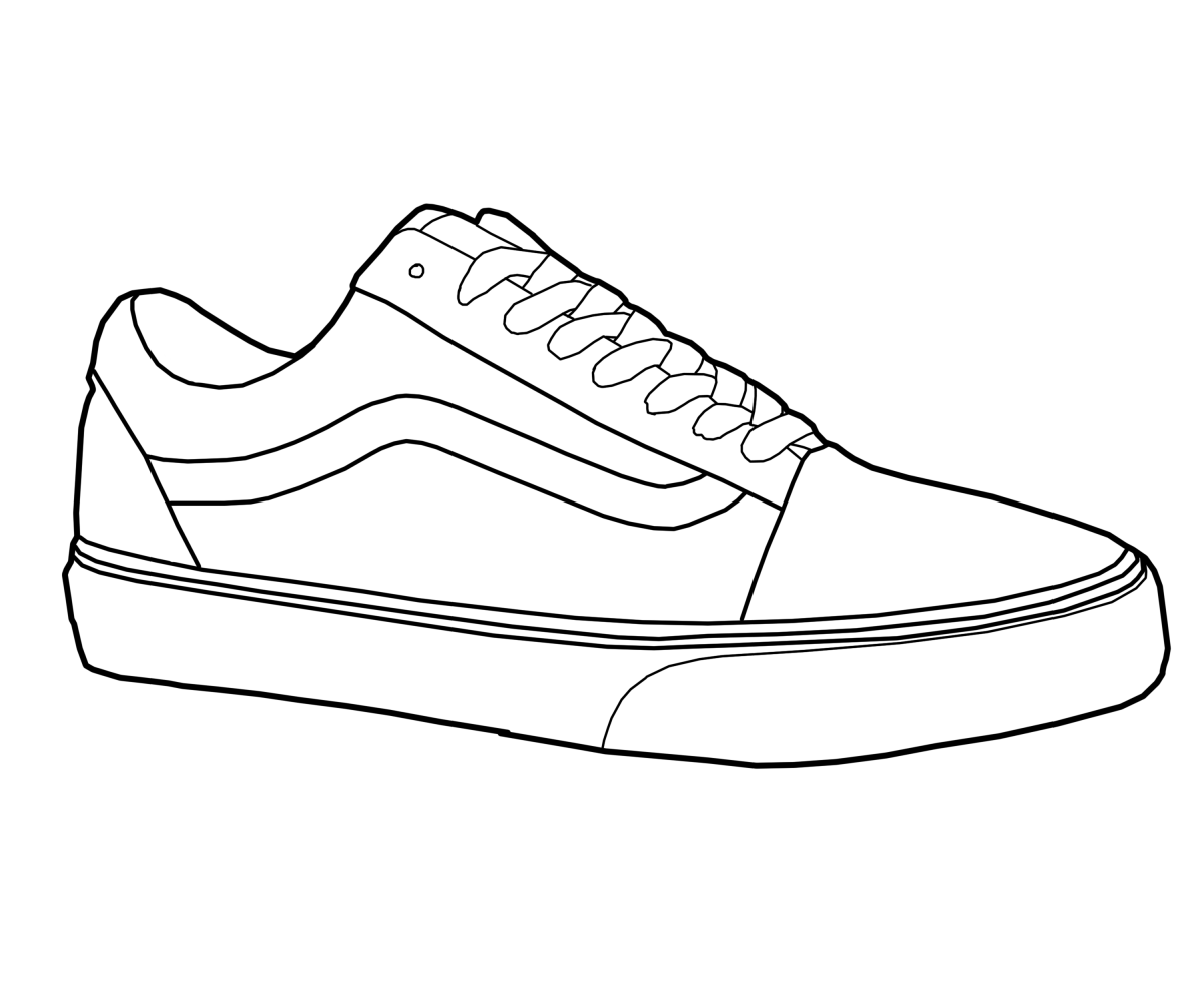 Line Drawing Shoes : Sample shoe line business template ogscapital