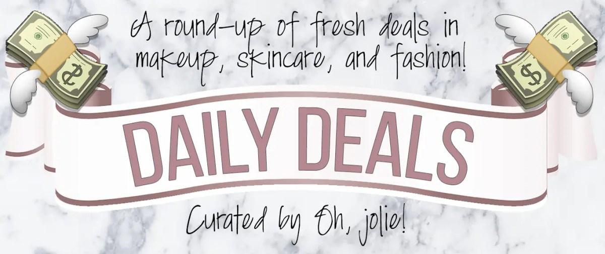 Daily Deals Banner