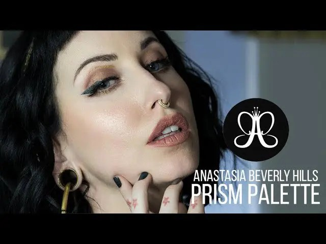 Anastasia Beverly Hills Prism Palette Review & Tutorial