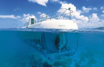 Atlantis Submarine & Island Breeze Luau Combo | Big Island ...