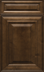 This is a picture of JK Chocolate Maple cabinet door.
