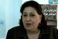 Human rights defender from Gaza advocates for women's rights © OHCHR
