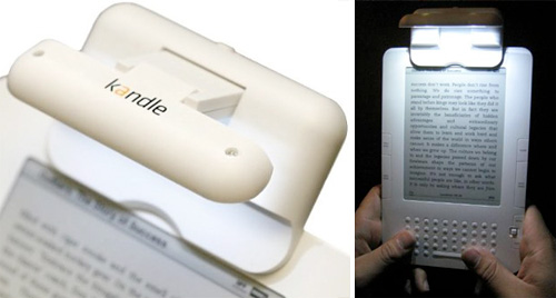 Kandle LED Book Light (Images courtesy Amazon.com)