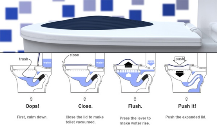 Image Result For What Can I Put Down My Toilet To Unclog It