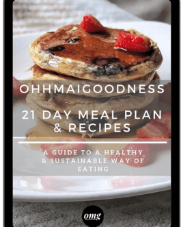 21-Day Meal Plan and Recipe Ebook