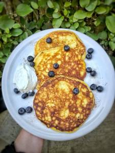 Low carb Pancakes (keto)