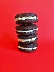 double stuffed oreos
