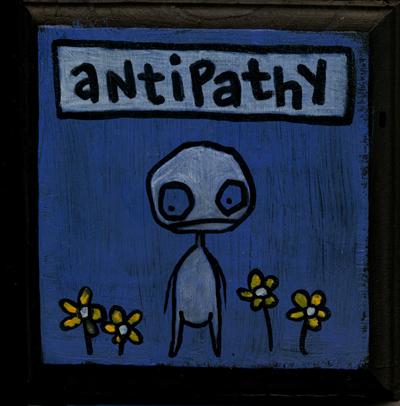 antipathy