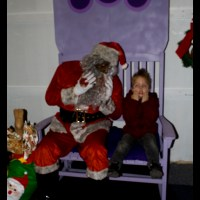 Zombie Santa 2010