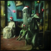 Kennywood: Holiday Lights, Part 1