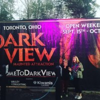 Chooch's Haunted House Reviews 2017: Dark View