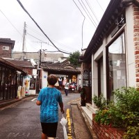 First Full Day BACK in Seoul, Part 2: Bukchon Hanok Village