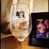 Things Around The House: Lizzie Borden Souvenir Stemware