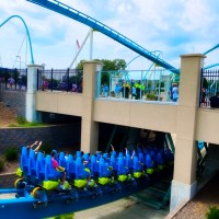 A Mediocre Carowinds Experience: Day 1 & 2 of Rollercoaster Road Trip Birthday Thingie