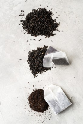 Difference Between Loose Leaf Tea, Tea Sachets, and Tea Bags | Oh ...