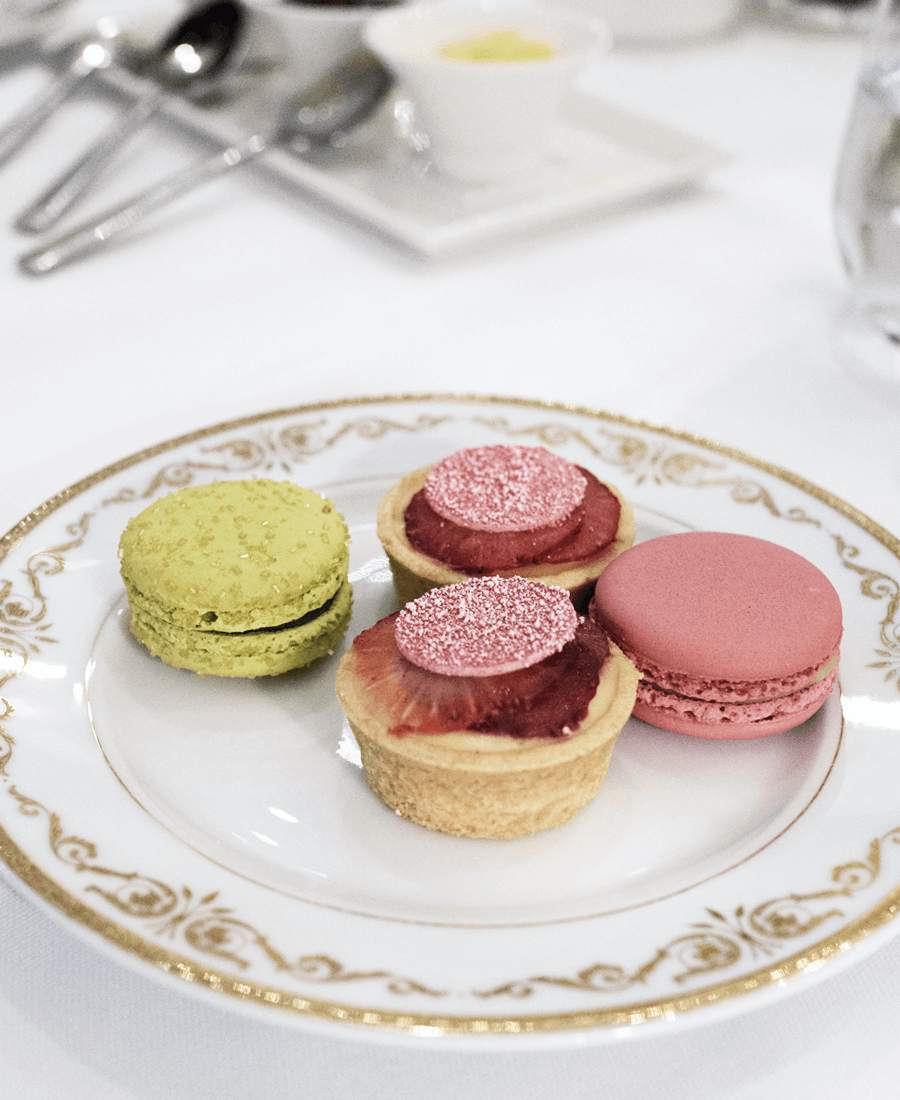 Afternoon Tea at The St. Regis New York