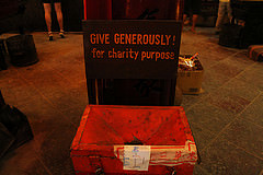 Give Generously For Charity Purpose