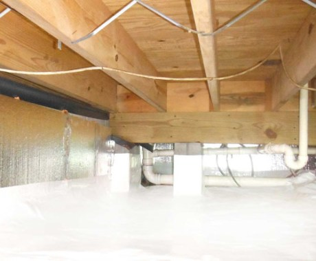 9 Benefits of an Encapsulated Crawl Space