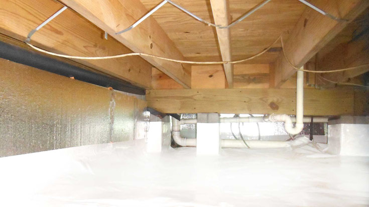 encapsulation is a waterproofing solution