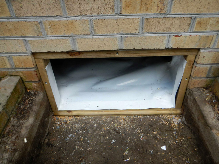 crawl space ventilation