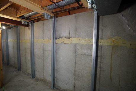 Intellibrace wall repair