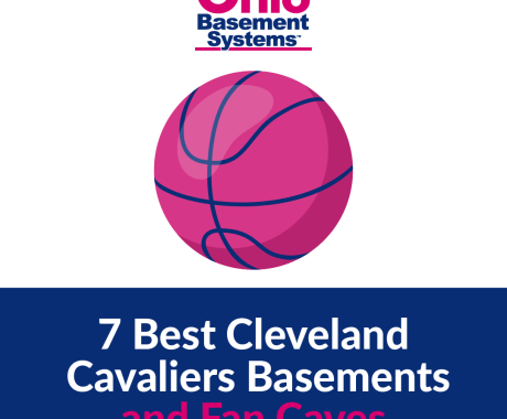 7 Best Cleveland Cavaliers Basements and Fan Caves