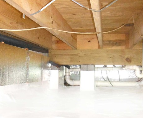 Can You Waterproof Your Crawl Space This Winter?