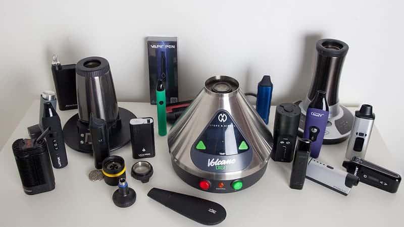 Various Vaporizers