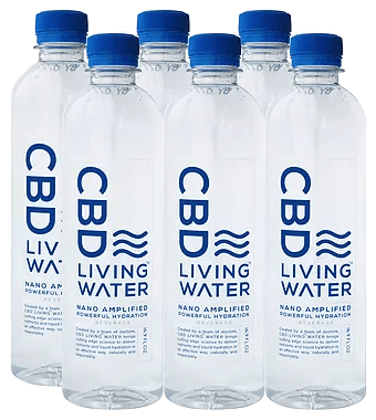 CBD Living Nano Water